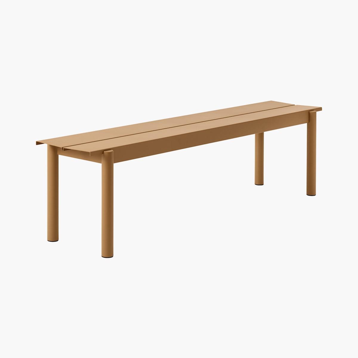 Linear Steel Bench