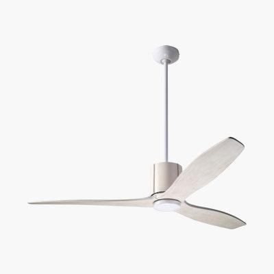 Leather Luxe Ceiling Fan
