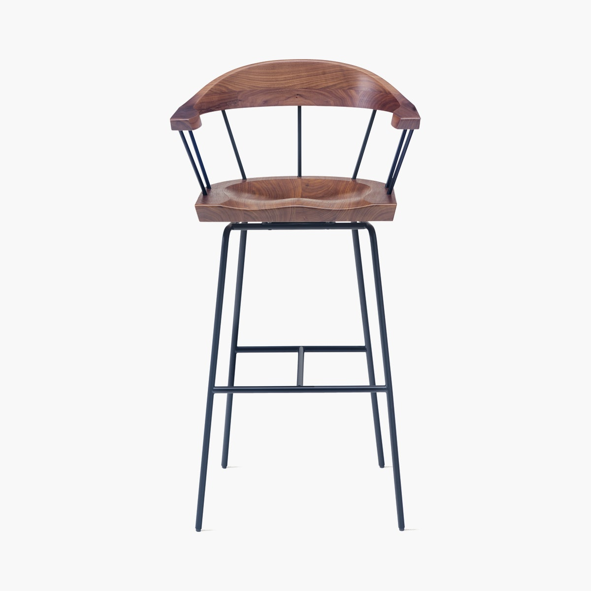 Spindle Stool, Chair
