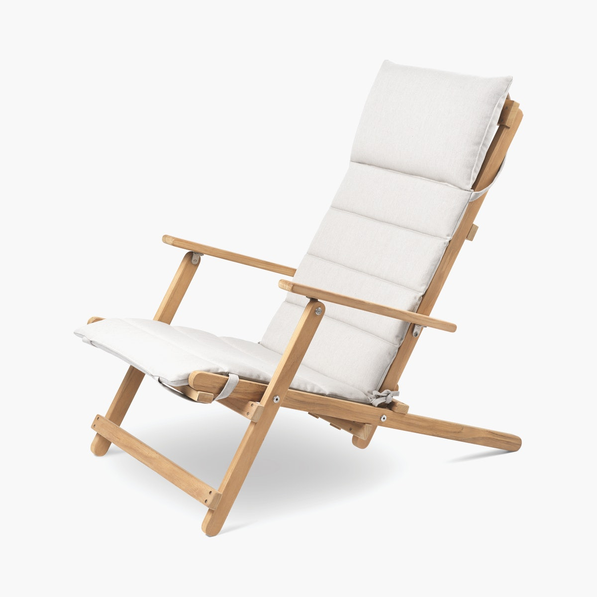 Deck Folding Lounge Chair