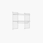 "High - 1 Bay - 32"" Wide Shelves"