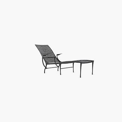 Sol y Luna Adjustable Chaise