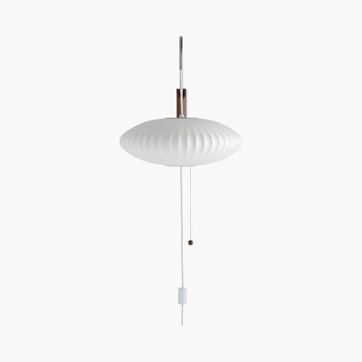 Nelson Saucer Wall Sconce