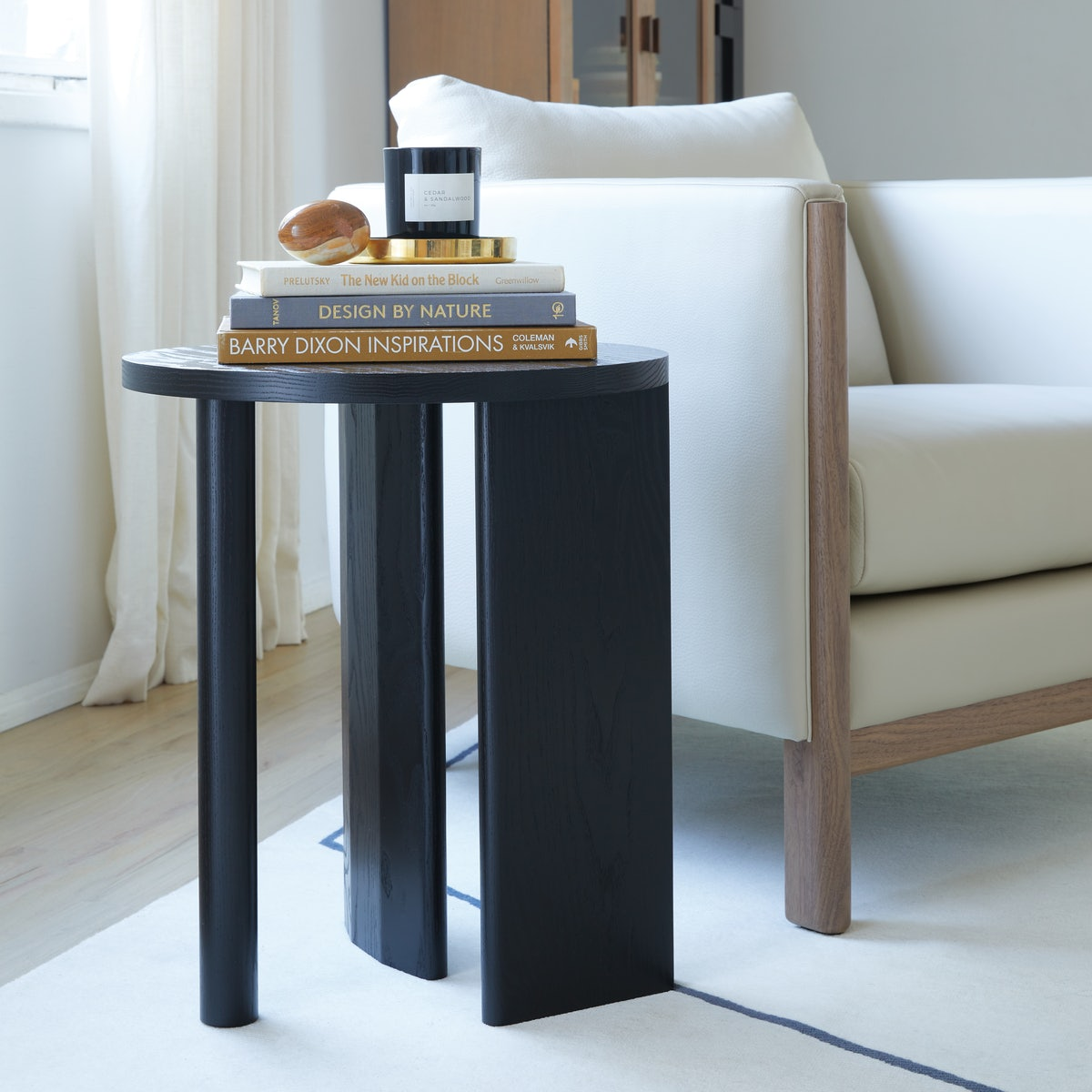 Symbol Side Table