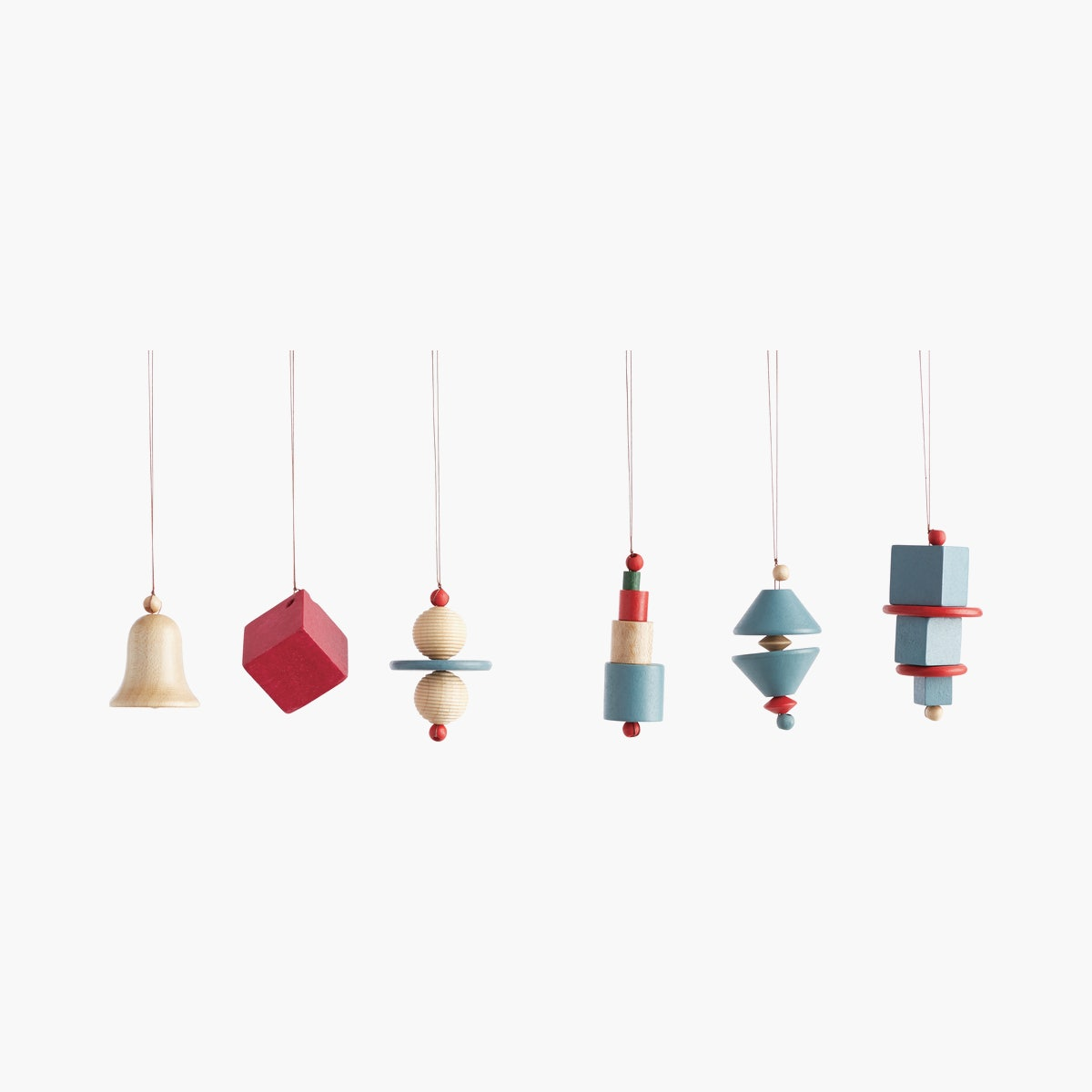 Bauhaus Ornament Set