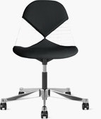 Eames Task Chair, Wire Side Chair