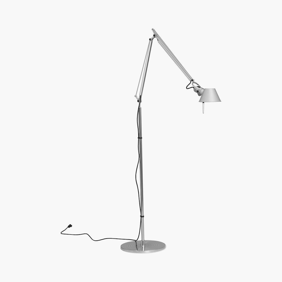 Tolomeo Floor Lamp, Standard