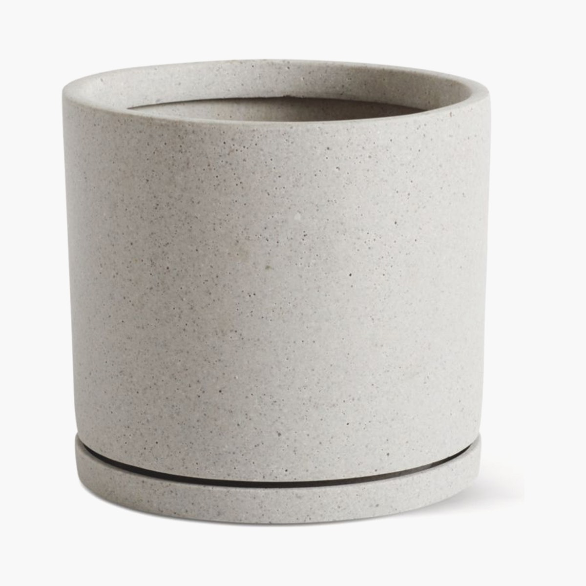 Plant Pot with Saucer
