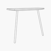 Georg Console Table