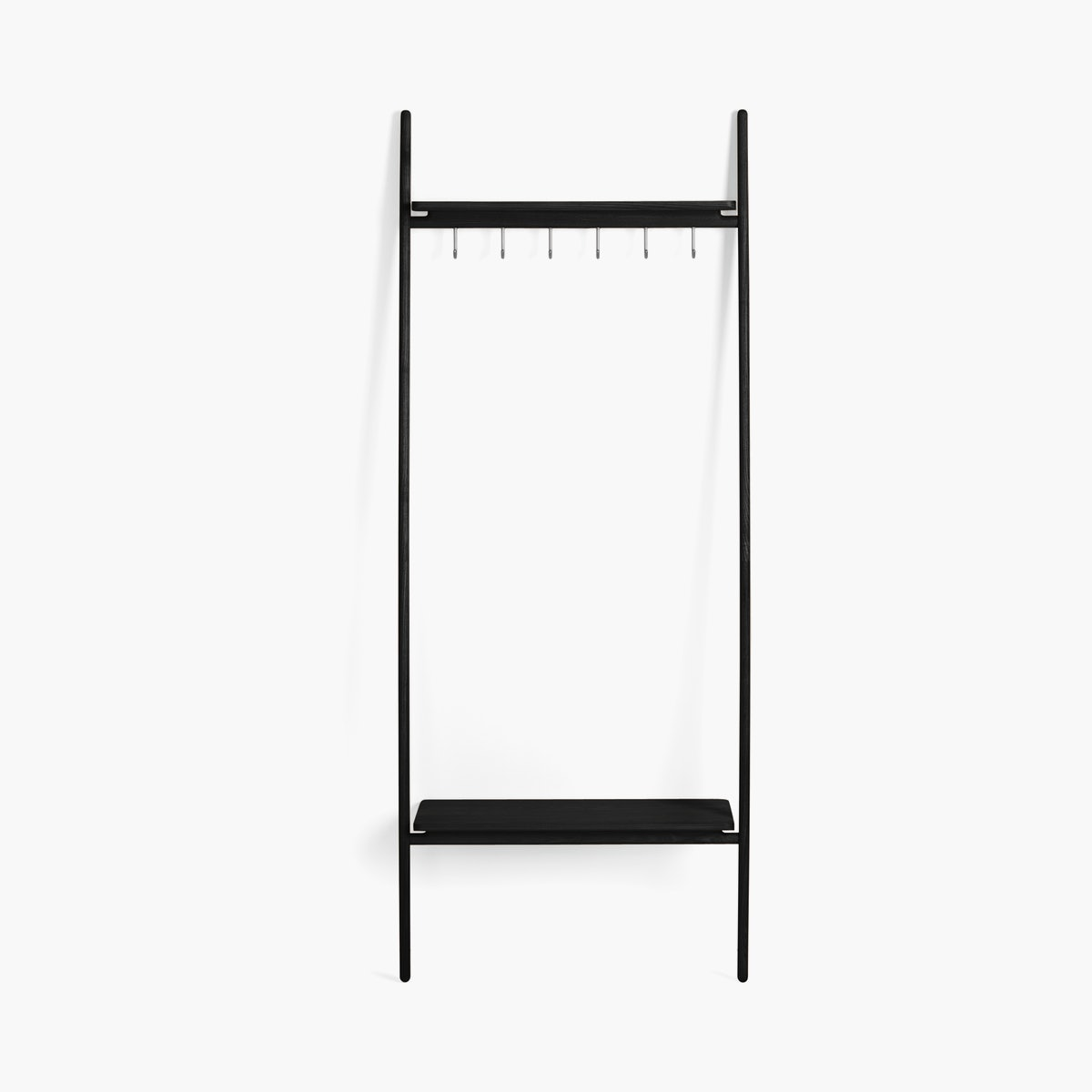Folk Ladder Coat Rack