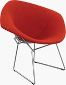 Bertoia Diamond Lounge Chair, Standard
