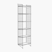 "1 Bay - 79"" High - 24"" Wide Shelves"