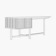 Line Storage Desk