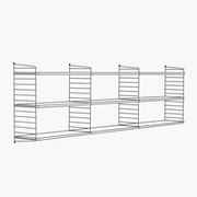 "30"" High - 3 Bays - 32"" Wide Shelves"