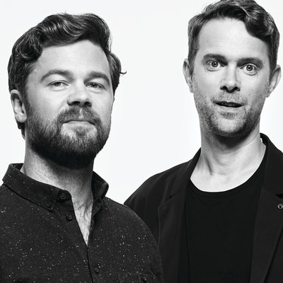 Thomas Jenkins and Sverre Uhnger