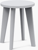 Norm Dining Stool,  Driftwood Grey