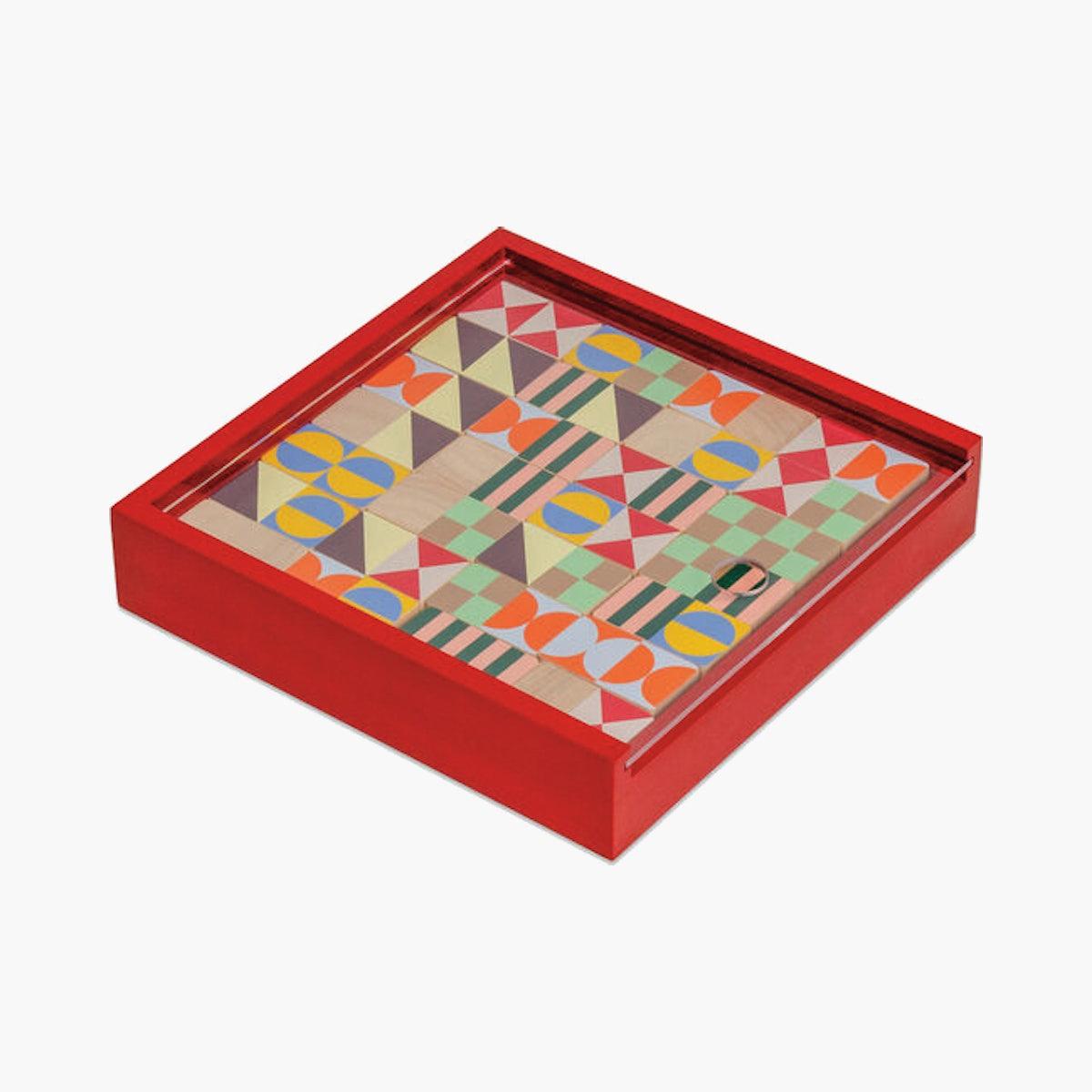 Geo Pattern Dominoes