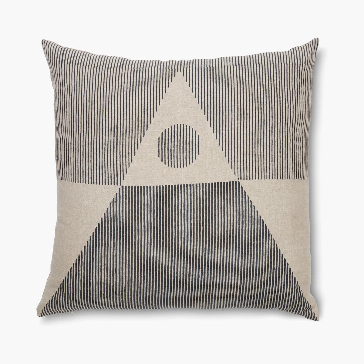 Block Shop Pyramid Pillow