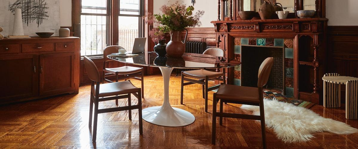 Saarinen Dining Table Oval