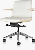 Clamshell Task Chair Low Back