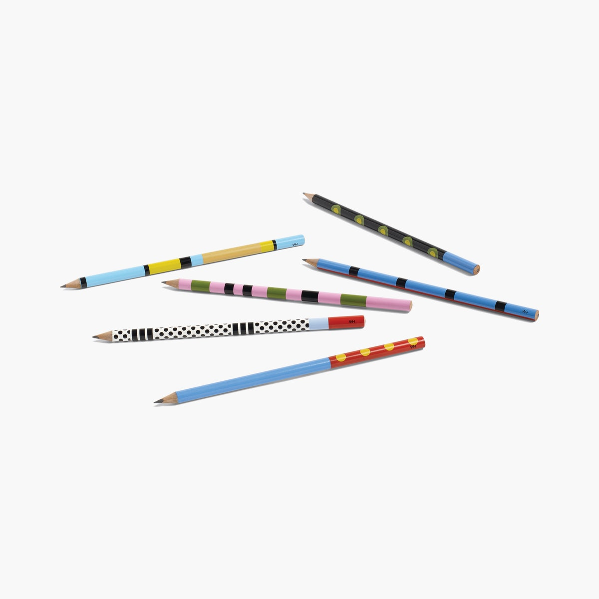 Nathalie Pencil, Assorted