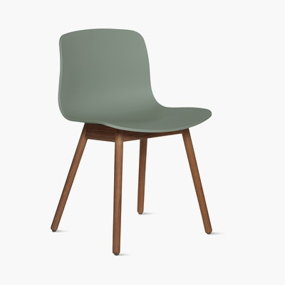 AAC 12 About A Chair Side Chair Wood Base