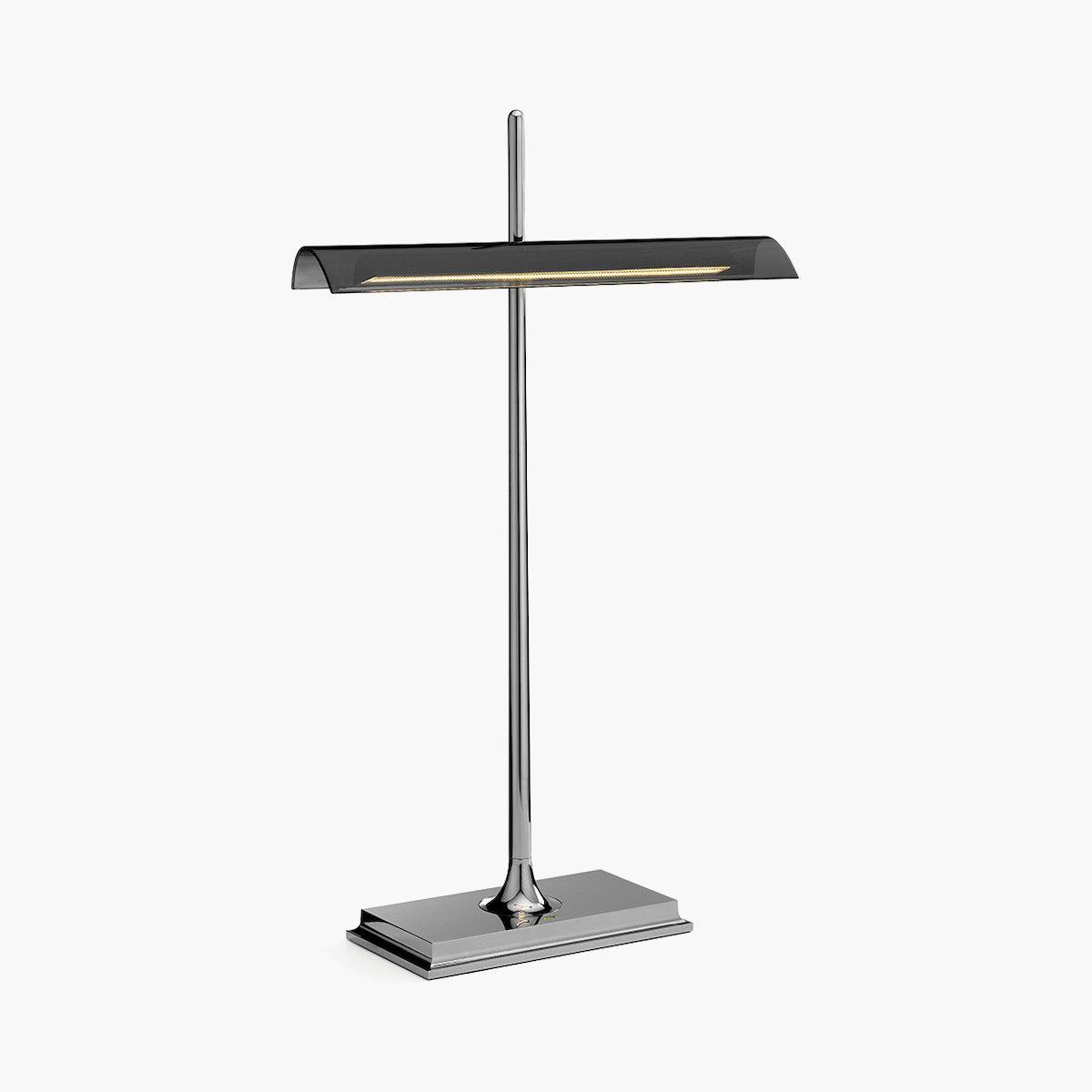 Goldman USB Table Lamp