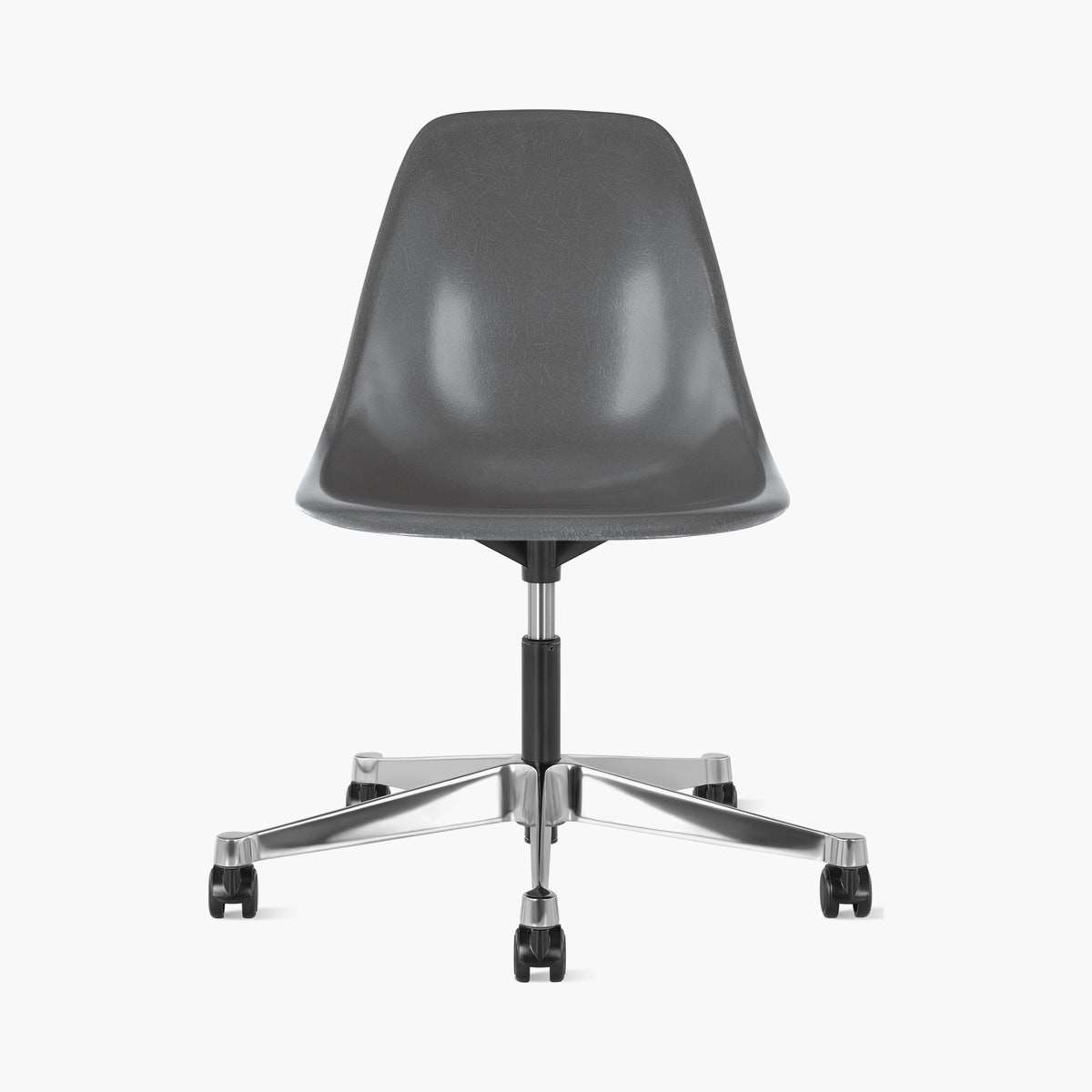 Eames Task Chair, Molded Fiberglass Side Chair
