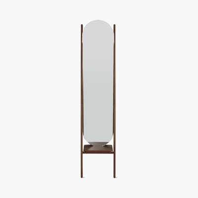 Folk Ladder Mirror