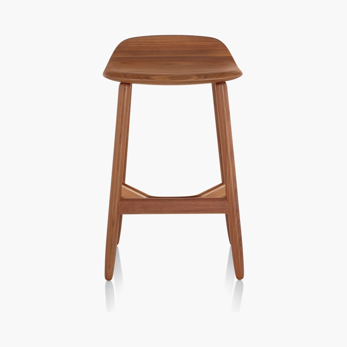 Crosshatch Stool