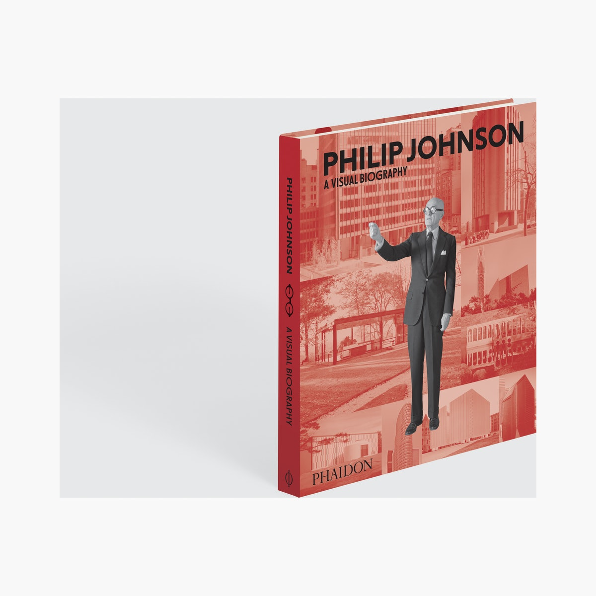 Philip Johnson - A Visual Biography