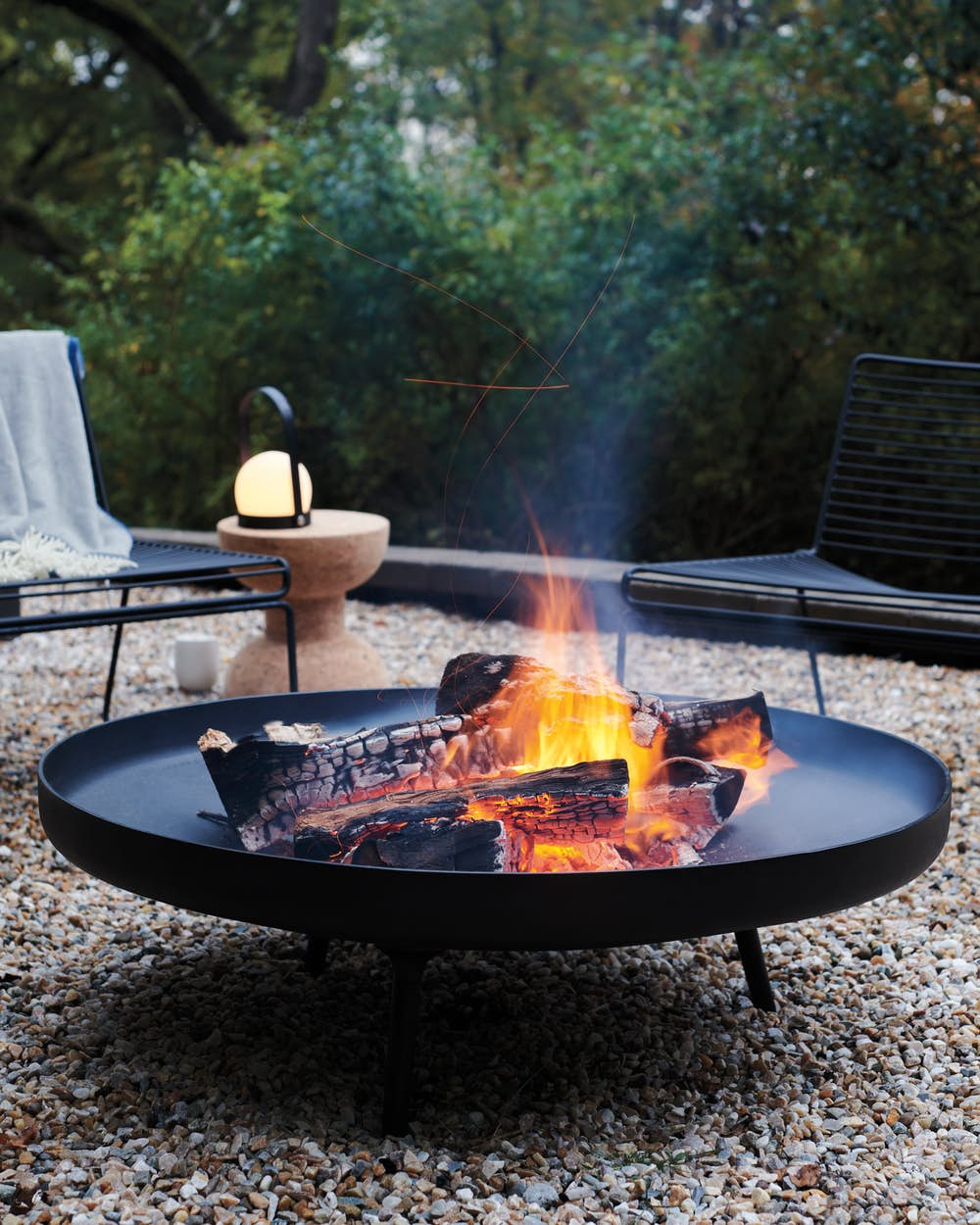 Deco Fire Bowl