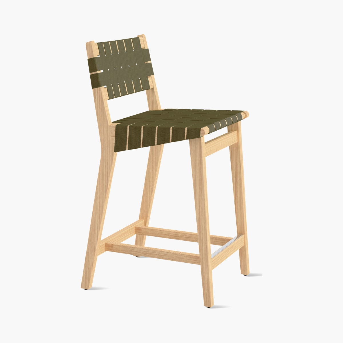Risom Dining Stool