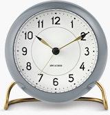 Station Alarm Clock
