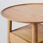Edge Bedside Table
