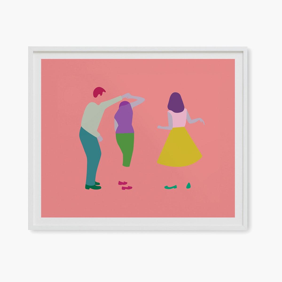 """Three Dance"" by Dana Bell"