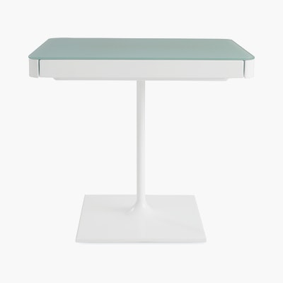 Min Bedside Pedestal Table