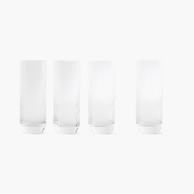 Big Top High Ball Glasses, Set of 4