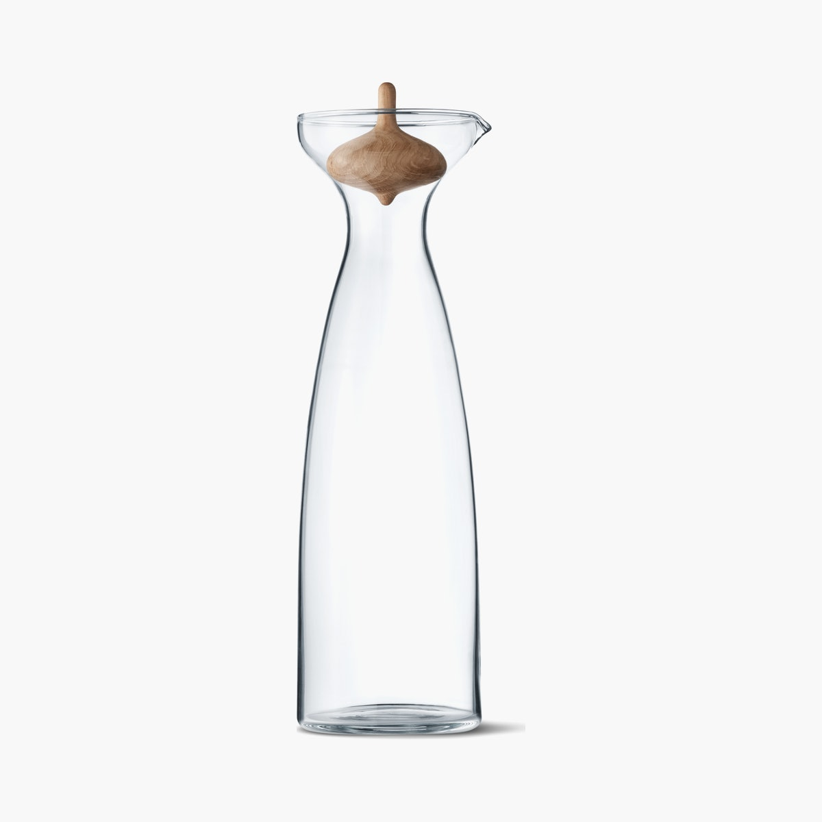 Alfredo Glass Carafe