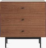 Loop Dresser, 3 Drawer