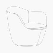 Lina Swivel Chair