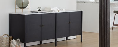 Buffets, Sideboards + Cabinets