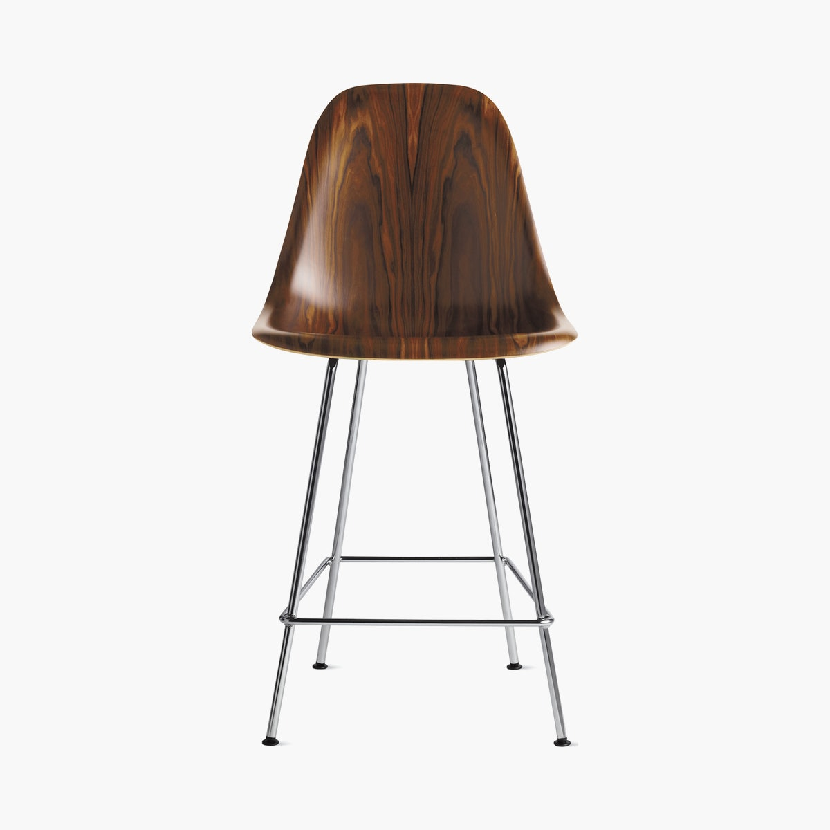 Eames Molded Plywood Stool