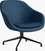 About A Lounge 81 Swivel Chair, Low Back