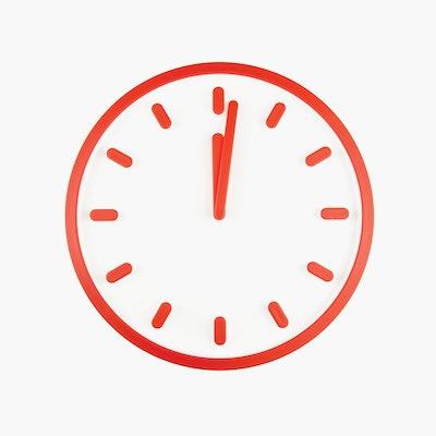 Tempo Clock,  Orange