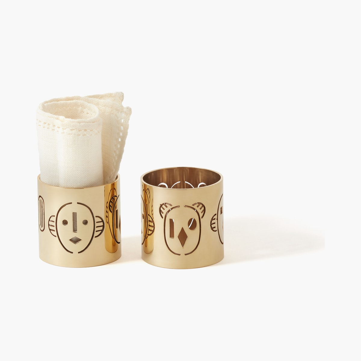Maski Napkin Ring - set of 2
