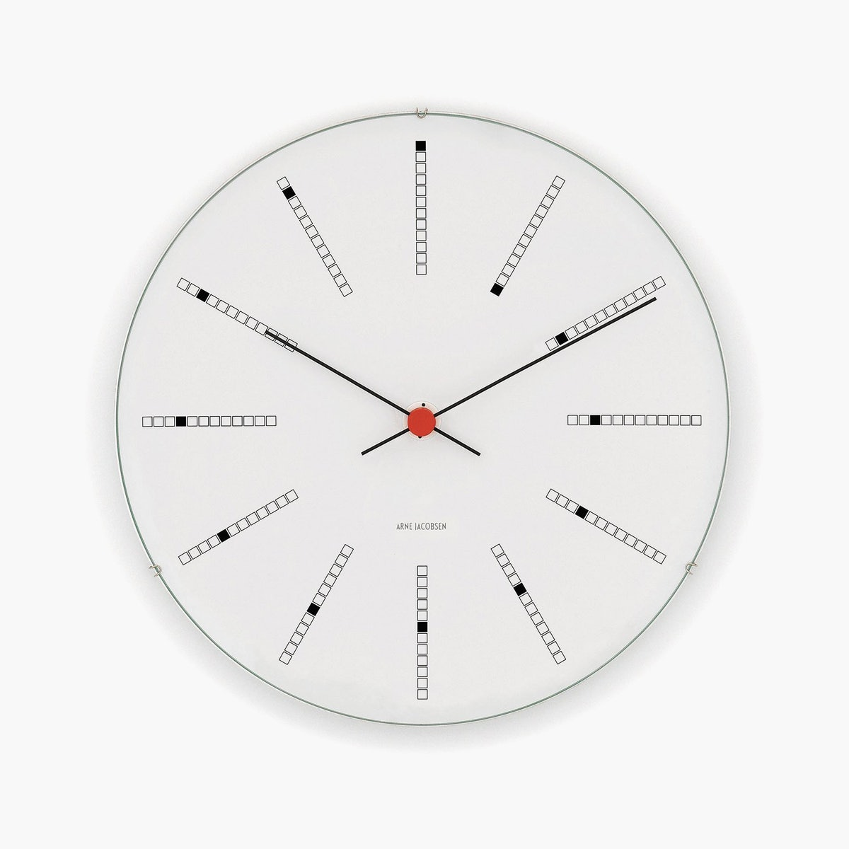 Banker's Wall Clock