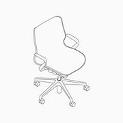 Cosm Chair - Mid Back