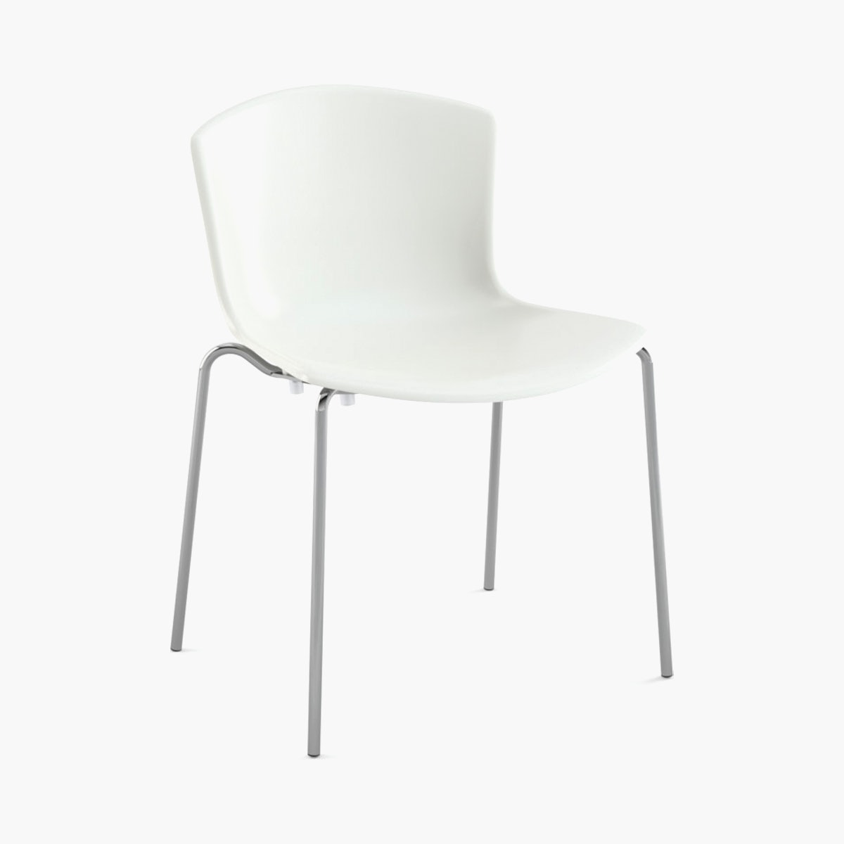 Bertoia Stacking Molded Shell Chair