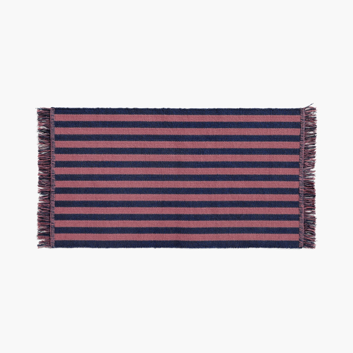 Stripes and Stripes Doormat
